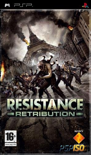 Resistance: Retribution [ENG][FULL][ISO][2009]