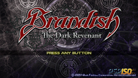 Brandish: The Dark Revenant [ENGv.3.01][FULL][ISO][2009]