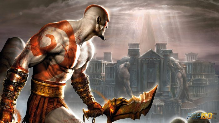 ������� God of War Collection
