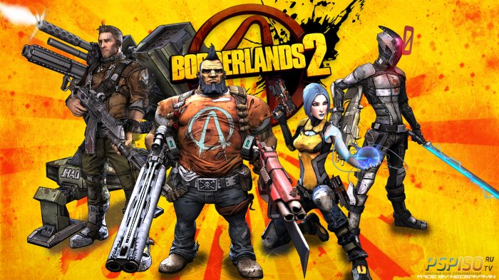 Borderlands 2 ��� PS Vita ������� ���������� (����)