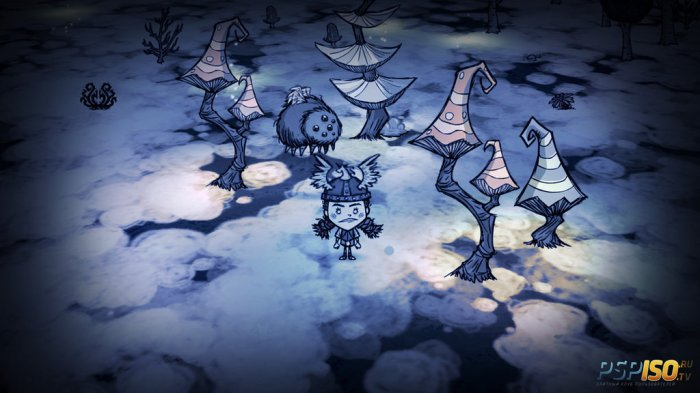 Анонсирована Don't Starve: Giant Edition для PS Vita