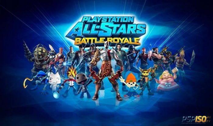 Playstation All-Stars Round 2 покажет на E3 2014