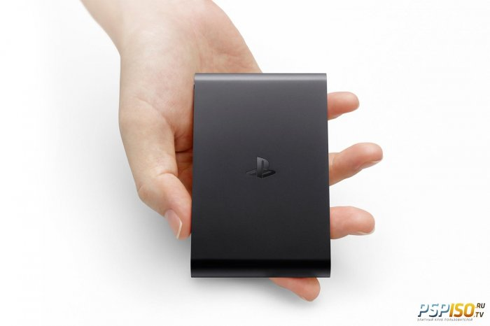 PlayStation TV - новый консоль семейства PlayStation