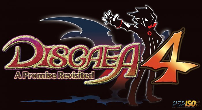E3 2014: Геймплей Disgaea 4: A Promise Revisited (PS Vita)