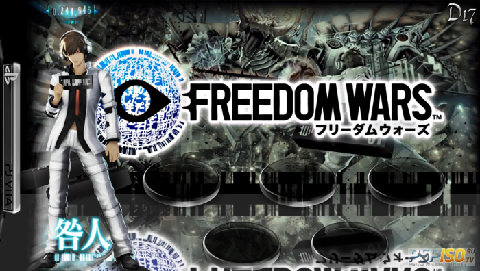 E3 2014: Геймплей Freedom Wars (PS Vita)