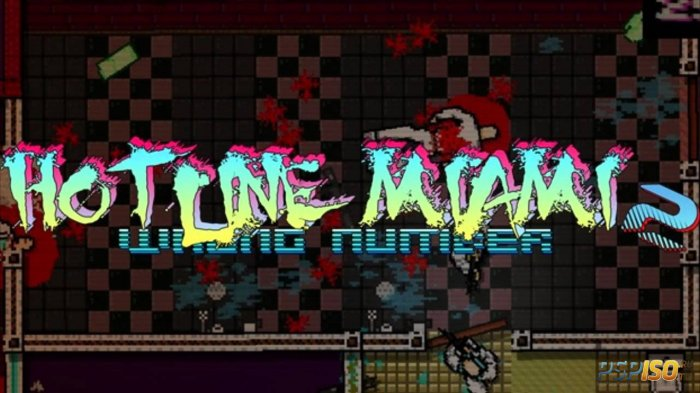 E3 2014: Геймплей Hotline Miami 2 (PS Vita)