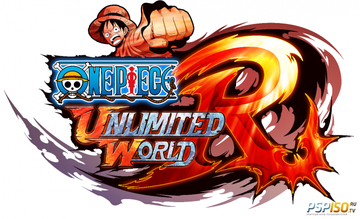 Геймплей One Piece Unlimited World Red (PS Vita)