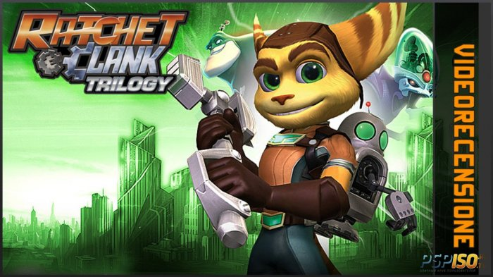 �������� Ratchet & Clank HD Trilogy ��� PS Vita