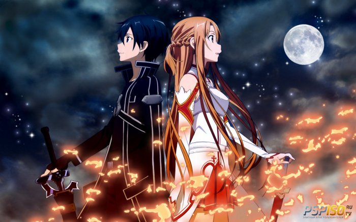 ���� ������ Sword Art Online: Hollow Fragment