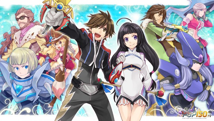 ���� ������ Tales of Hearts R