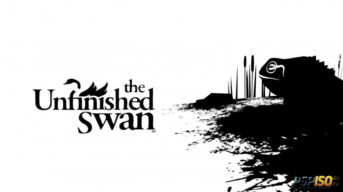 The Unfinished Swan выйдет на PS4 и PS Vita