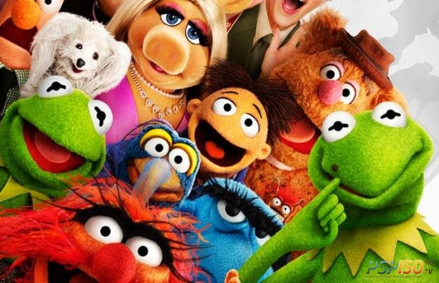 Новый платформер The Muppets Movie Adventure для PS Vita