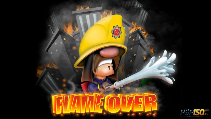 Flame Over ������ �� PS Vita