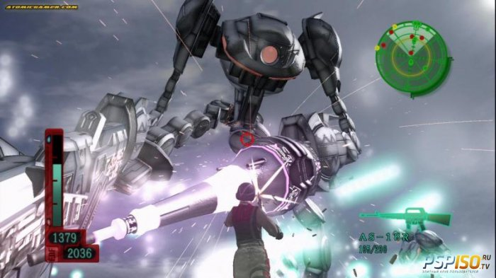 Earth Defense Force V2 выйдет на PS Vita
