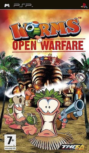 Worms Open Warfare (RUS)