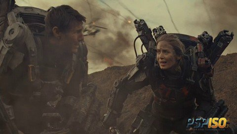 ����� �������� / Edge of Tomorrow (2014) HDRip