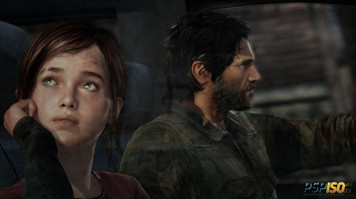 The Last of Us Remastered (Одни из нас: Переиздание)