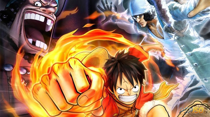 Трейлер игры One Piece: Pirate Warriors 3