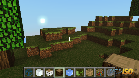 MineCraft PSP Edition 1.1 [HomeBrew][2014]