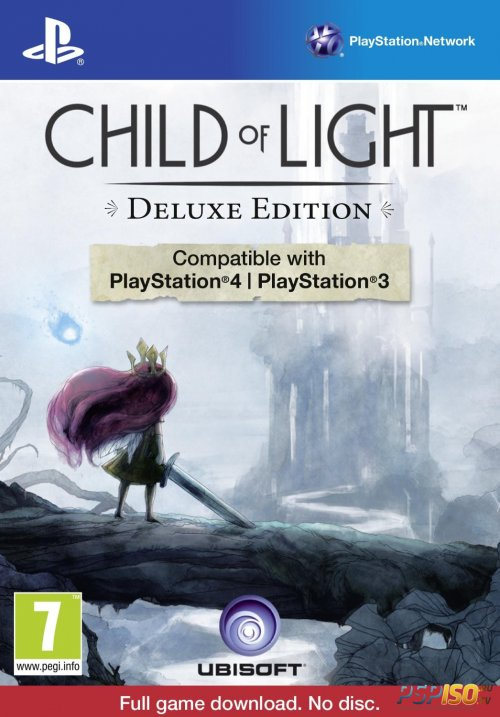 Child of Light ��� PS Vita