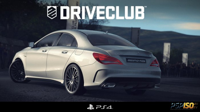 ��������������������� ����� � Driveclub ���������� �����