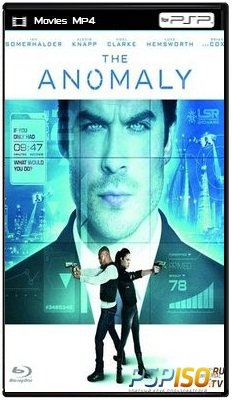 Аномалия / The Anomaly (2014) HDRip