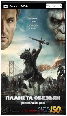 ������� �������: ��������� / Dawn of the Planet of the Apes (2014) WEB-DLRip