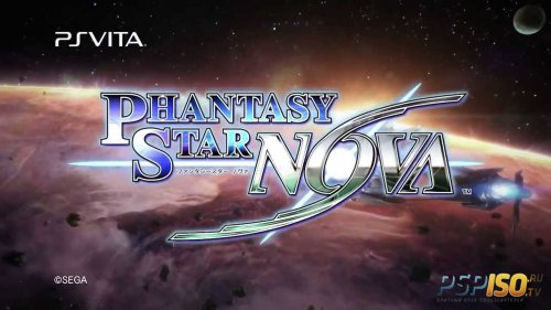 Демо версия Phantasy Star Nova выйдет 13 ноября