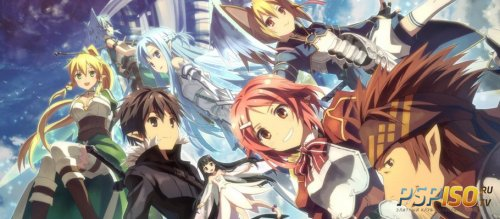 ����� ������ � ��������� ���� SAO: Lost Song