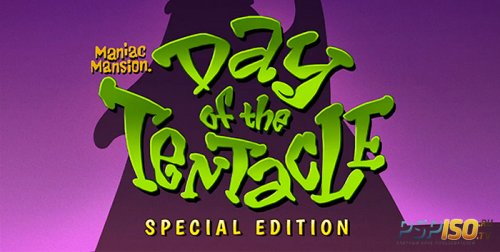Анонс Day of the Tentacle: Special Edition