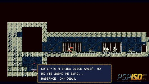 Cave story v1.0.0.7 [HomeBrew][RUS][CFW/OFW][2004]
