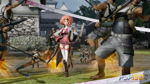 Samurai Warriors 4 Special Anime Pack
