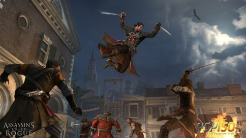 Assassin's Creed Изгой