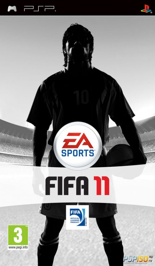 Fifa 2011  (RUS  2010  PSP  FINAL VERSION)