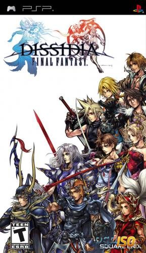 Dissidia: Final Fantasy [RUS][FULL][ISO][2009]