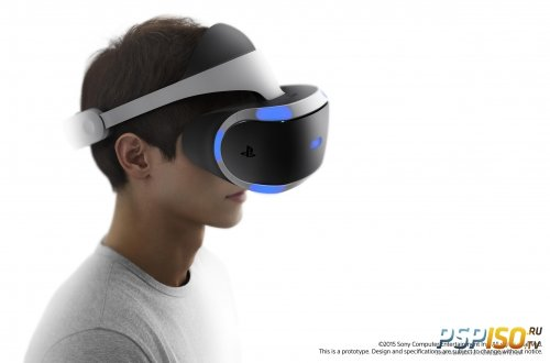 Sony ����������� ����������� �������� Project Morpheus �� GDC 2015