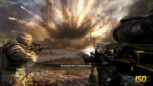 Operation Flashpoint: Red River для PS3