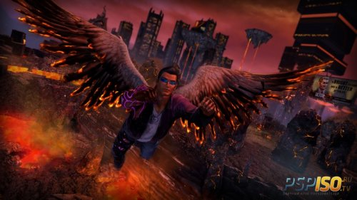 Saints Row: Gat Out of Hell для PS3