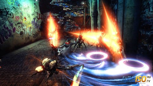 DMC: Devil May Cry: Definitive Edition для PS4