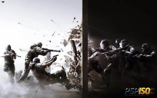 ����� Rainbow Six Siege ����� ���������� 16.10.15