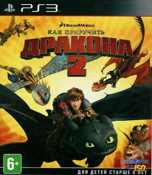 ��� ��������� ������� 2/How to Train Your Dragon 2 ��� PS3