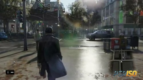 Watch Dogs для PS4