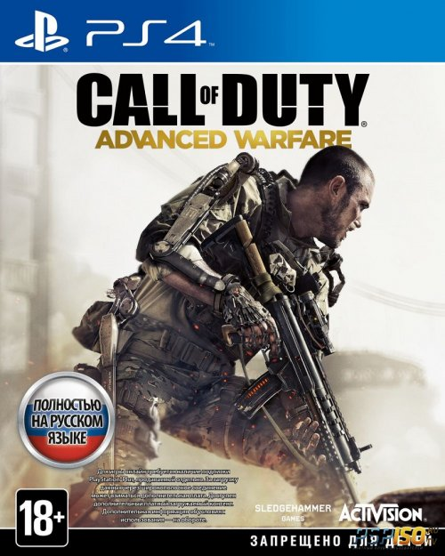 Call of Duty: Advanced Warfare для PS4