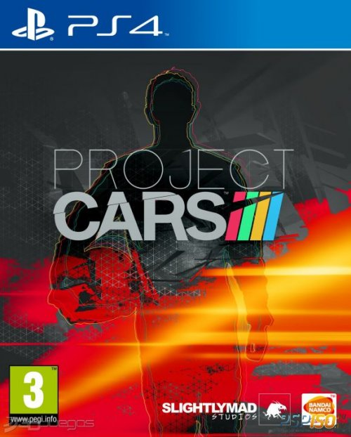 Project Cars для PS4