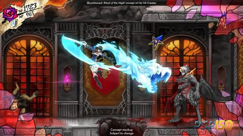 Bloodstained: Ritual of the Night � ����� ������ �� ��������� Castlevania