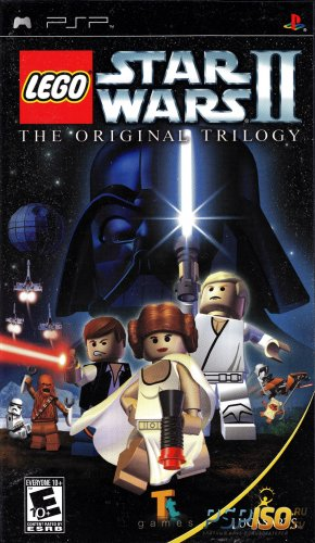 LEGO Star Wars II The Original Trilogy для PSP