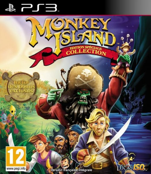 Monkey Island. Special Edition Collection ��� PS3