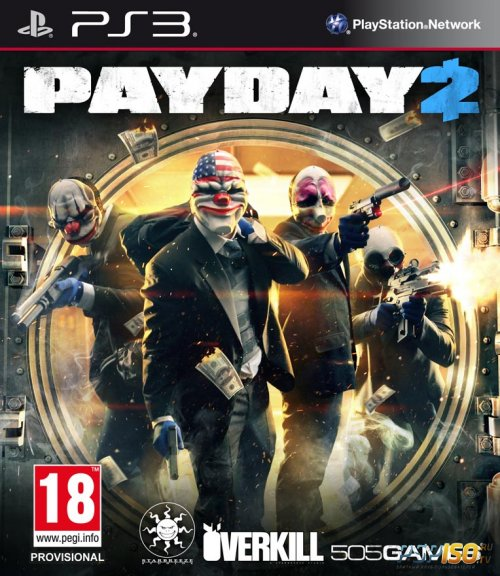 Payday 2 ��� PS3