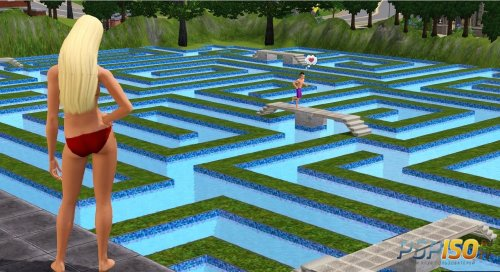 Sims 3 ��� PS3