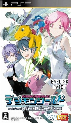 Digimon World Re: Digitize [ENG][FULL][ISO][2012]
